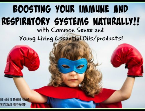 Boosting Your Immune and Respiratory System….