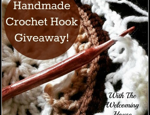 Gorgeous Wooden Hooks….and you can WIN some. :D