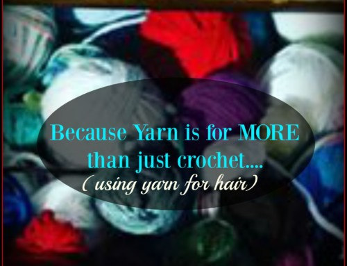 Because Yarn is for more than Crochet….