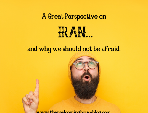 A great perspective on Iran and why we should not be afraid…